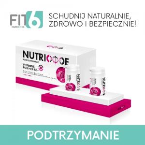 FIT6 PODTRZYMANIE - VITAMINS FOR HER 50+