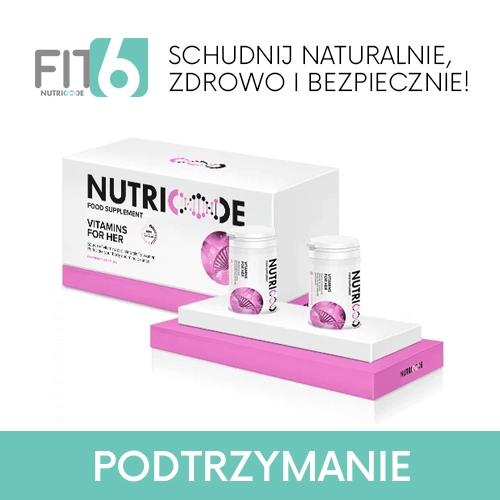 FIT6 PODTRZYMANIE - VITAMINS FOR HER
