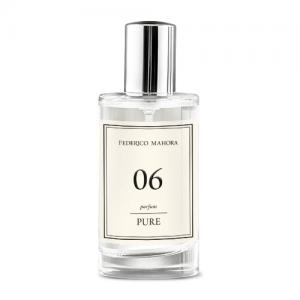Perfumy FM 06 Federico Mahora Odpowiednik Elizabeth Arden Green Tea