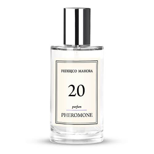 Perfumy FM 20 Federico Mahora Odpowiednik Viktor and Rolf Flowerbomb 1