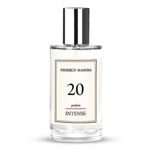 Perfumy FM 20 Federico Mahora Odpowiednik Viktor and Rolf Flowerbomb 3
