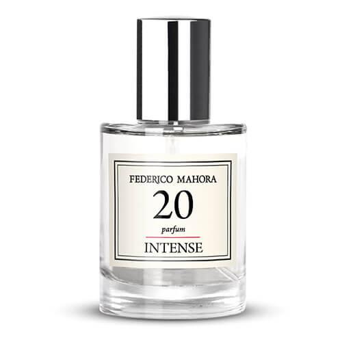 Perfumy FM 20 Federico Mahora Odpowiednik Viktor and Rolf Flowerbomb 4