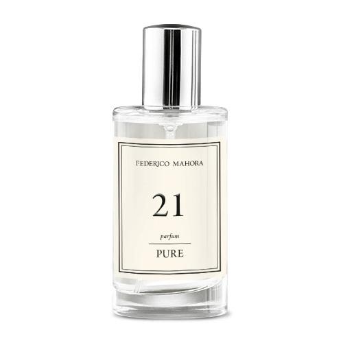 Perfumy FM 21 Odpowiednik Chanel No.5 Federico Mahora