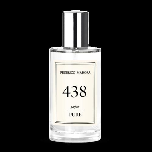 Perfumy FM 438 Federico Mahora Odpowiednik Thierry Mugler Aura