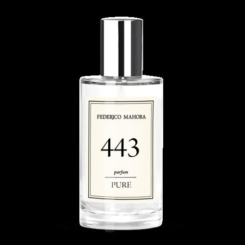 Perfumy FM 443 Federico Mahora Odpowiednik Red by Giorgio