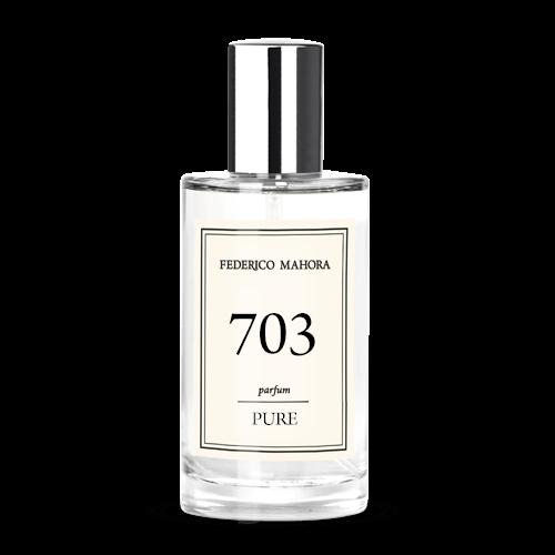 Perfumy FM 703 Federico Mahora Odpowiednik Ormonde Jayne Black Gold