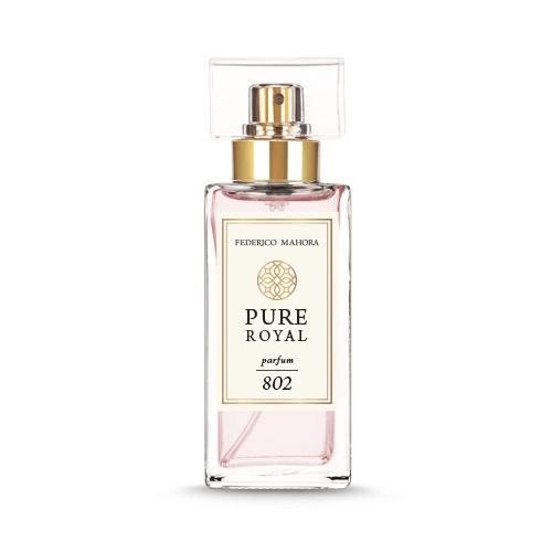 Perfumy FM 802 Federico Mahora Odpowiednik Calvin Klein - Deep Euphoria