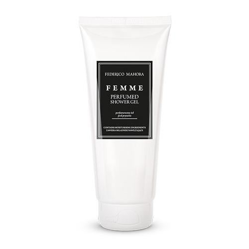 FM 18 - perfumowany żel pod prysznic damski 1